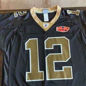 New Orleans Saints Marcus Colston Large Jersey